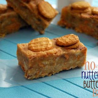 No-Bake Nutter Butter Butterfinger Bars