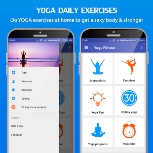yoga daily fitness yoga workout plan apps on google play