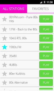 80s Music Radio Pro- screenshot thumbnail