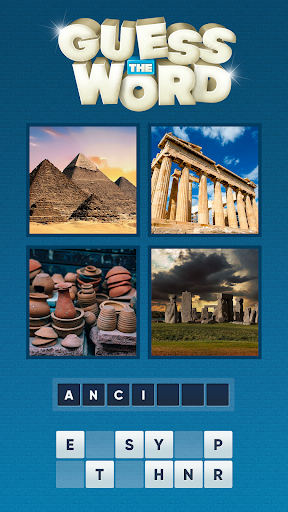 Guess the Word. Word Games Puzzle. What's the word 1.22 2
