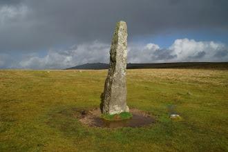 Photo: Merrivale Prehistoric Settlement