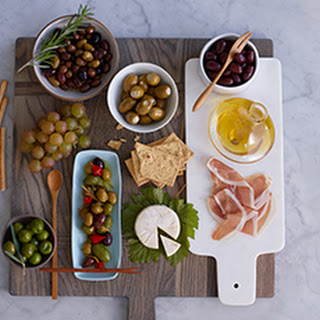 Build Your Own Antipasto Platter