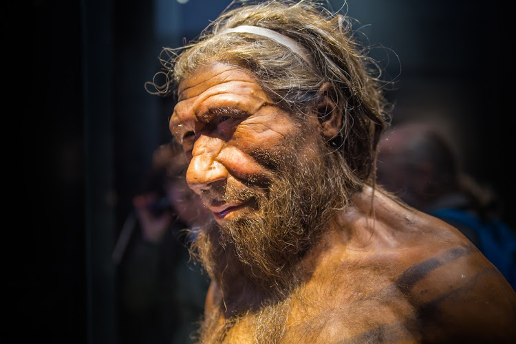Neanderthals were smart, with culture and rituals, but still died out.