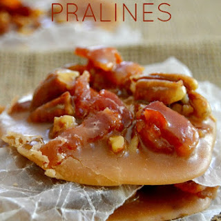 Bacon Pralines