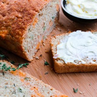 Cheddar Herb Beer Bread