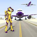 Superhero Airplane Pilot Sim: Airplane Games icon