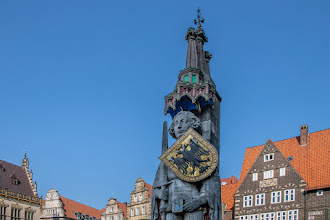 Photo: Bremen, der Roland