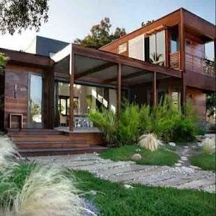 Front Yard Ideas Modern - náhled
