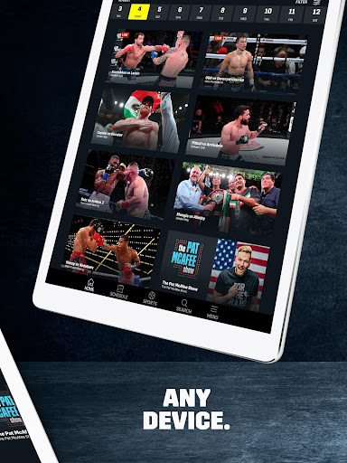 DAZN Live Fight Sports: Boxing, MMA & More 2.5.14 screenshots 12