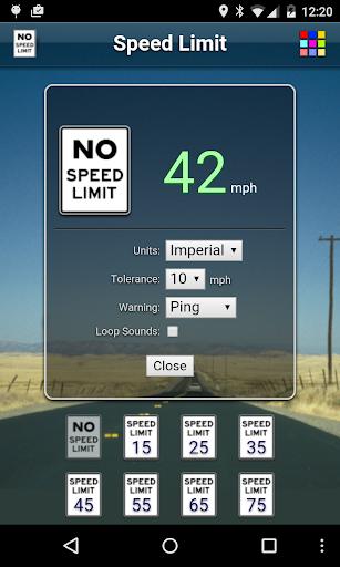 Speed Limit Free screenshot 7