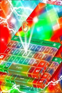 Nová klávesnice App - náhled