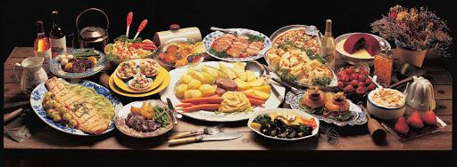newfoundland-cuisine.jpg - Authentic cuisine you'll find in Newfoundland.