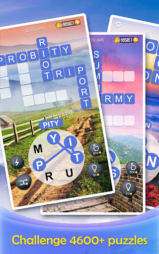 Word Crossy - A crossword game apkmr screenshots 12