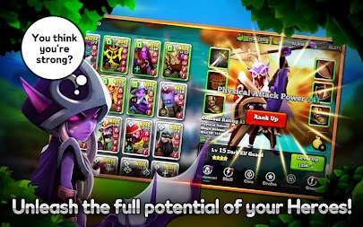 Giants War APK screenshot thumbnail 4