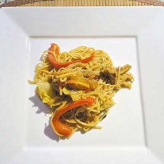 Japanese Pork Yakisoba