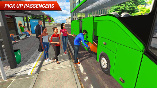 Coach Bus Driving Simulator 2018 4.9 screenshots 1