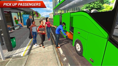 Coach Bus Driving Simulator 2018 APK screenshot thumbnail 1