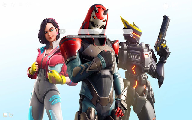 Fortnite Season 10 Skins Wallpaper Hd