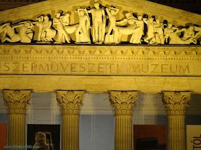 Photo: hungary, travel, fine, arts, museum, budapest