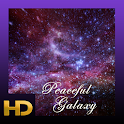 Peaceful Galaxy HD icon