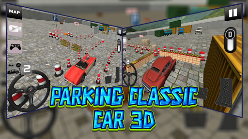 Car Stunt Parking screenshot 5