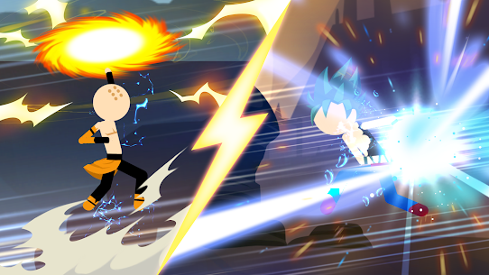 Stick Shadow Fighter – Supreme Dragon Warriors Apk Download For Android and Iphone 6