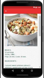 Easy Dinner Ideas - náhled