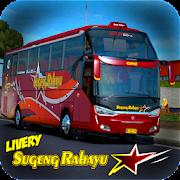 Livery Bus Sugeng Rahayu