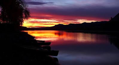 Photo: Sunrise Saturday morning