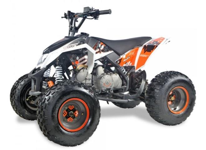 125cc EGL Mad Max Junior Kids Mini Sports Quad Bike Madix ATV