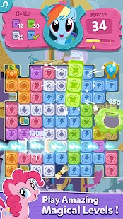 My Little Pony: Puzzle Party android mod