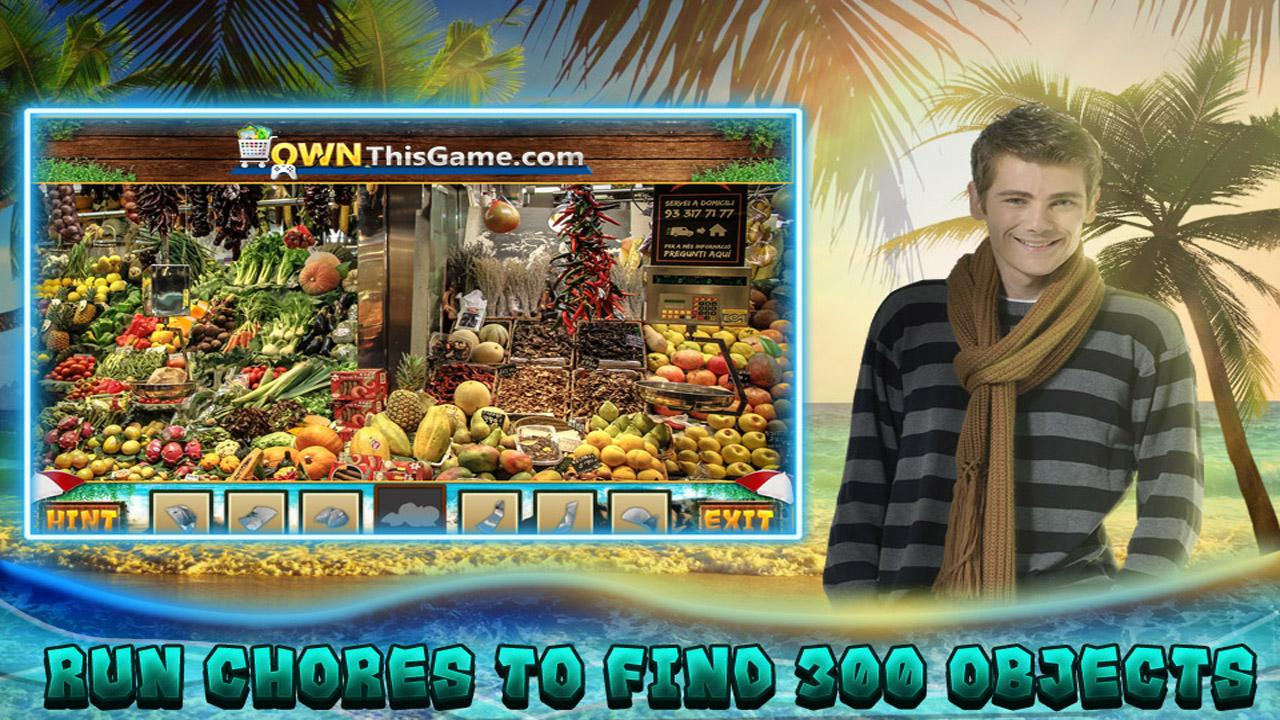 Free New Hidden Object Games Free New Mundane Life- screenshot