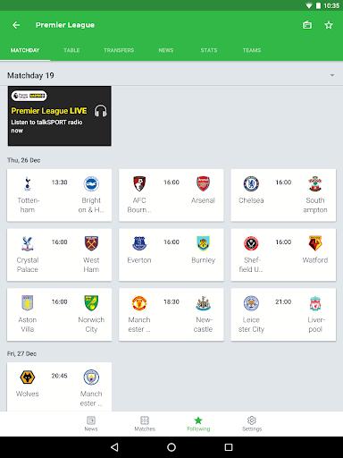 Onefootball - Soccer Scores screenshot 22