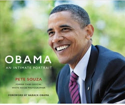 Obama: An Intimate Portrait - Pete Souza, Barack Obama