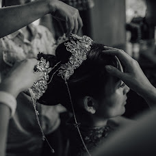 Wedding photographer Tawut Pikampon (phuketcinema). Photo of 10.11.2018