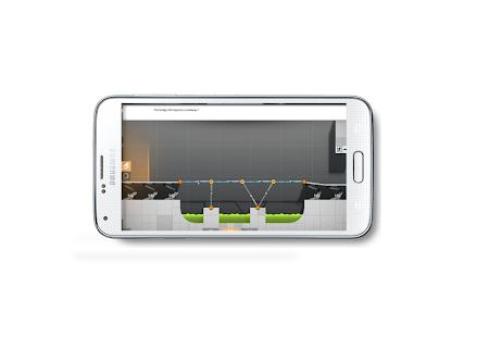 Free Bridge Constructor Portal Mini - náhled