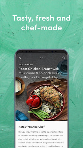 dahmakan - food delivery app 44.1.2 screenshots 3