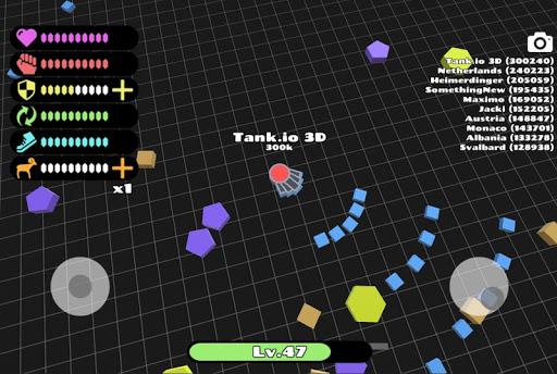 Tank.io 3D