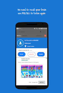 ReCall – The Call Recorder App Download For Android 2