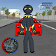 Download Panther Stickman Rope Hero Gangastar Crime Battle For PC Windows and Mac