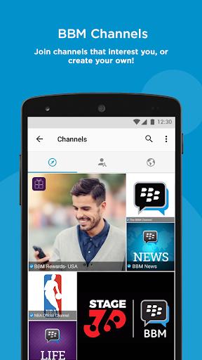 BBM - Free Calls & Messages  screenshots 6