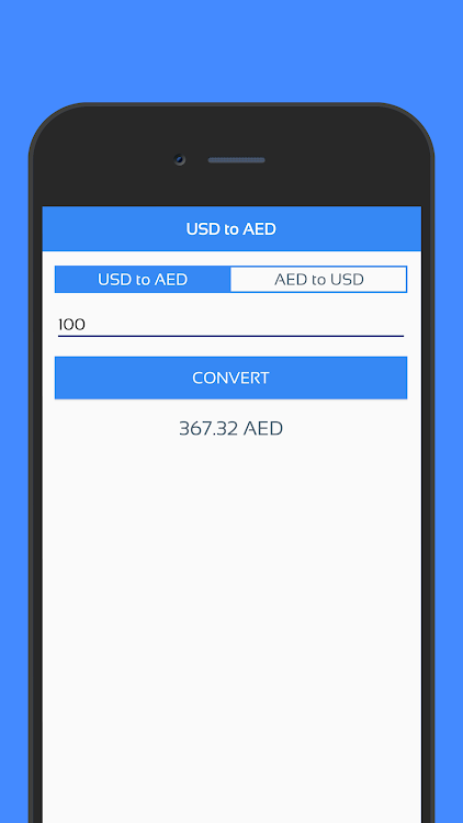 Usd To Aed Currency Converter