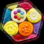 Cupcakes Live Wallpaper
