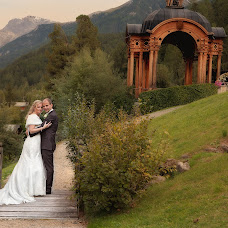 Wedding photographer Wolfgang Schmidberger (schmidberger). Photo of 22.02.2016
