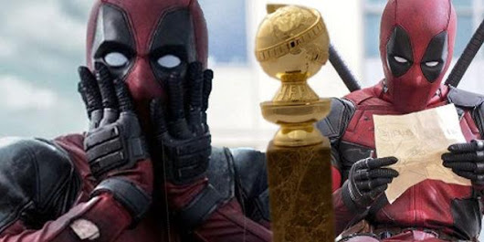 The Award Goes To… Deadpool?!