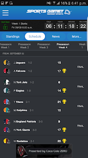 Sports Gamet Fantasy Football- screenshot thumbnail