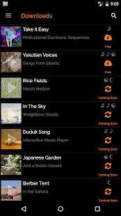 myNoise Screenshot
