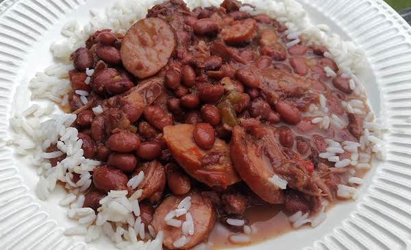 ~ Another Tasty Red Beans & Rice ~