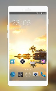 Theme for Micromax Canvas L - náhled
