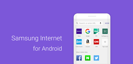 Samsung Internet for Android for PC